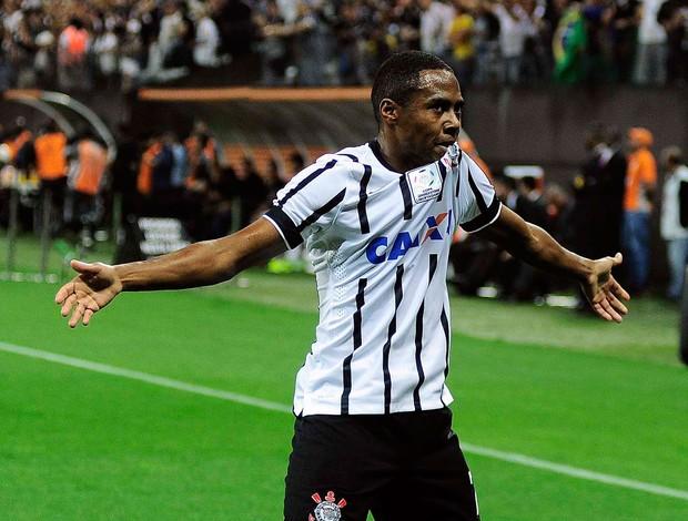 Elias gol Corinthians x São Paulo, Libertadores