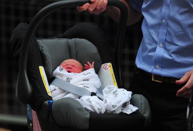 Bebê real (Foto: AFP / Agência)