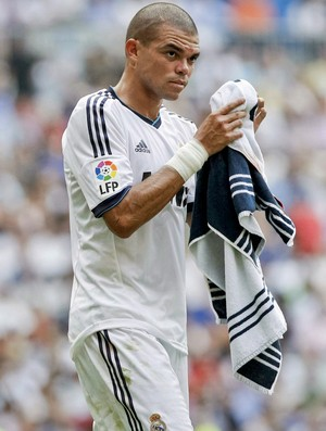Pepe Real Madrid (Foto: EFE)