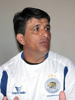 Toninho Cobra, novo técnico do Real Noroeste (Foto: Divulgação)