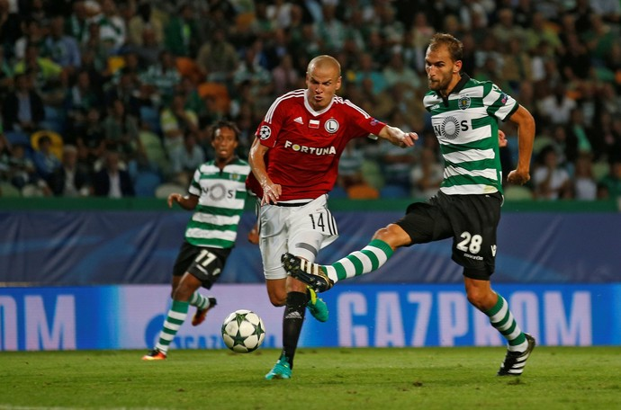Dost - Sporting (Foto: REUTERS/Rafael Marchante)