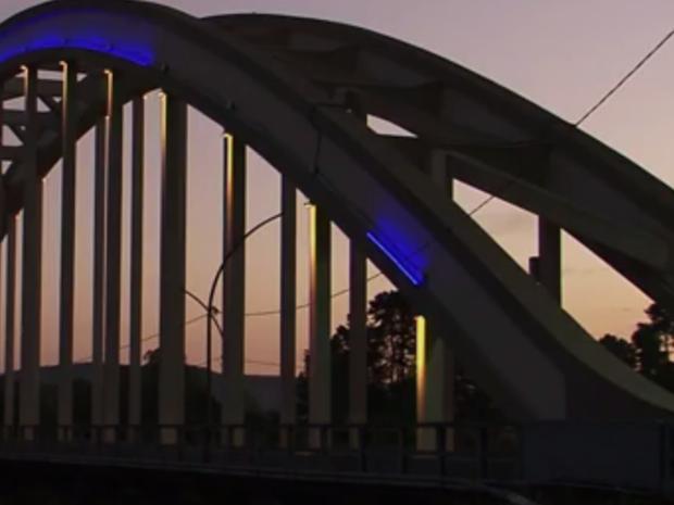 Ponte dos Arcos (Foto: Reprodução/RPC)