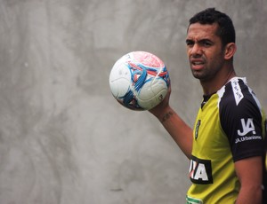 Douglas Marques Figueirense (Foto: Marcelo Silva)