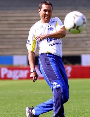 Luxemburgo Cruzeiro 2003 (Foto: Fagner Angelino / Futura Press)