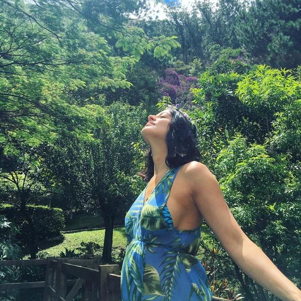 Carol Castro (Foto: Reprodução/Instagram)