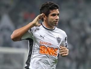 Guilherme comemora gol marcado contra o Corinthians (Foto: Bruno Cantini)