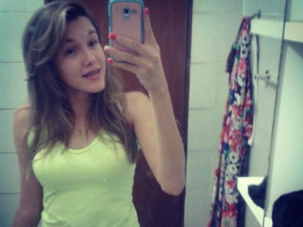 Daniela Albano sofreu múltiplas fraturas e morreu a caminho do hospital (Foto: Arquivo pessoal)