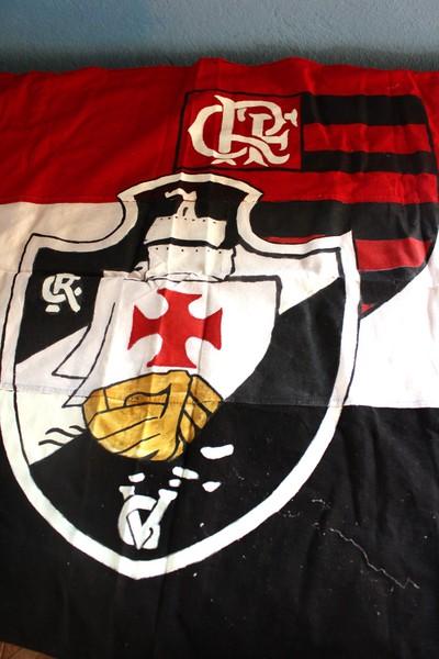 4f7dc33840 Bandeira do time de Várzea