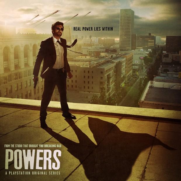 """Playstation repete estratégia do Netflix e lança própria série de heróis: """"Powers"""""""