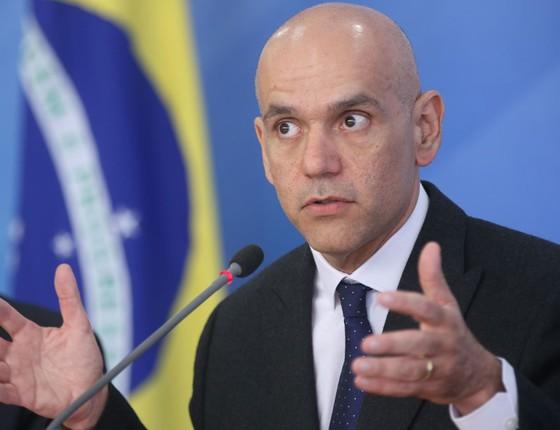 Marcelo Caetano,secretário á frente do projeto de reforma da previdência  (Foto: DIDA SAMPAIO/ESTADÃO CONTEÚDO)