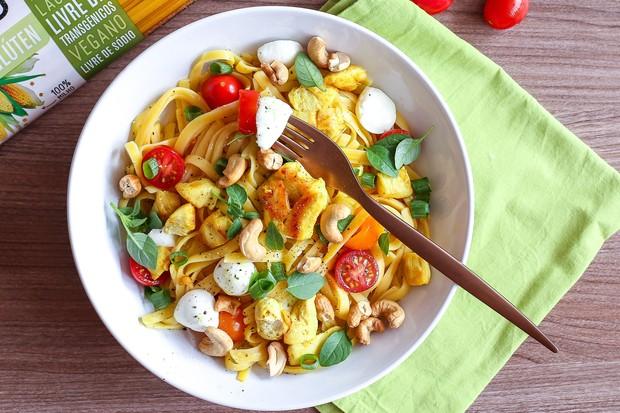 Salada não é só verde! (Foto: divulgação)