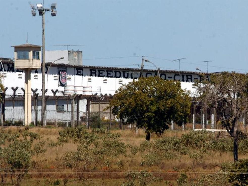 Complexo Penitenciário da Papuda, no Distrito Federal. (Foto: Roosewelt Pinheiro/ABr)