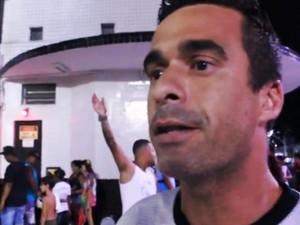 Presidente da escola acredita no título em 2015 (Foto: Guilherme Lucio/G1)