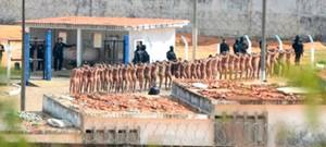 * Governador diz que pretende desativar Alcaçuz ainda este ano.