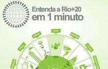 Veja apresentação sobre a Rio+20 (Editoria de arte/G1)