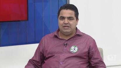 G1 entrevista candidato à reitoria da Ufam Sylvio Puga