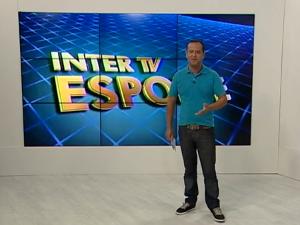 Inter TV Esporte deste sábado não será exibido (Foto: Reprodução / Inter TV)