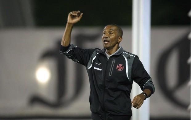 Cristovão Borges Vasco x Santos (Foto: Márcio Alves / O Globo)