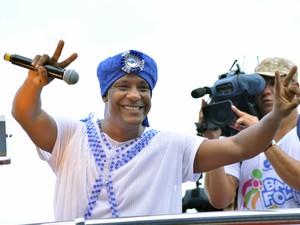 Márcio Victor no Campo Grande (Foto: Foto: Elias Dantas/Ag. Haack)