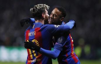 Neymar lidera lista de jogadores  mais valorizados do futebol mundial