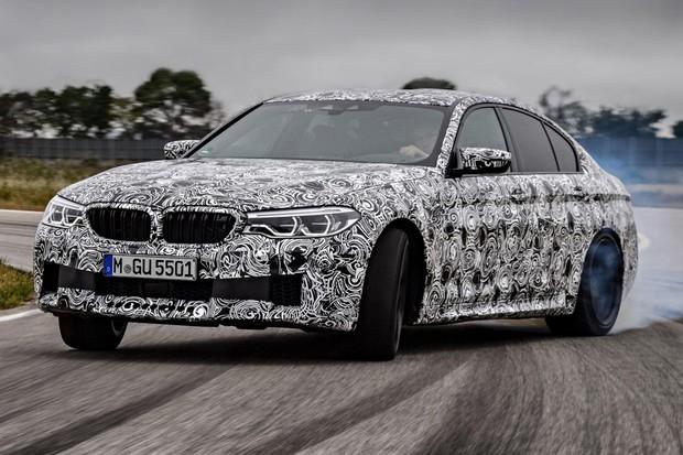 BMW M5 (Foto: Divulgação)