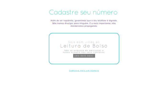 Em seguida, será exibida a uma notificação confirmando a inscrição (Foto: Daniel Ribeiro /TechTudo)