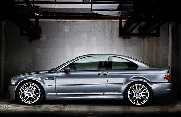 BMW M3 CSL 2004 conhecido como Cesil em homenagem ao CSL (Foto: Reprodução)