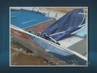 Família de Valinhos, SP, é atingida por moto aquática em represa