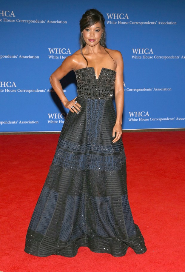 White House Correspondent's Dinner - Gabrielle Union (Foto: Getty Images)
