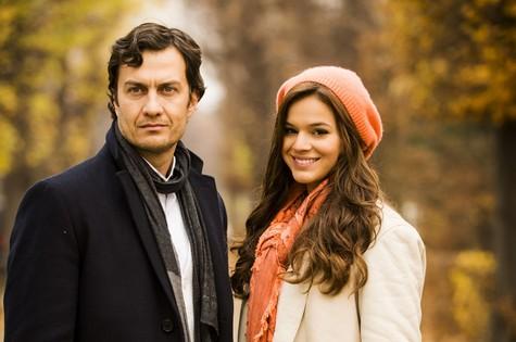 Gabriel Braga Nunes e Bruna Marquezine (Foto: João Miguel Júnior/TV Globo)