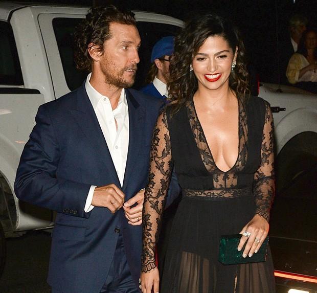 Matthew McConaughey conta como foi rejeitado por Camila ...