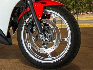 pneu moto (Foto: Rafael Munhoz/G1)