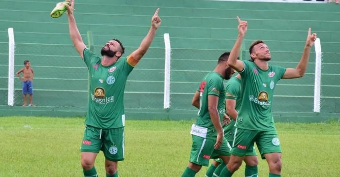 Tocantinópolis garante vaga na segunda fase do Tocantinense (Foto: Dirceu Leno/Divulgação)