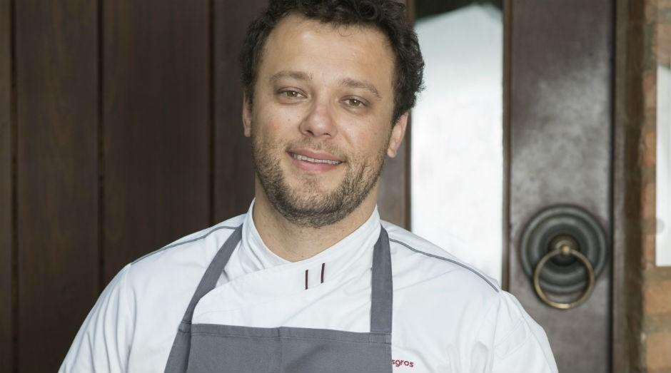 Thomas Troisgros: neto de grande chef francês (Foto: Fabio Cordeiro / Editora Globo)