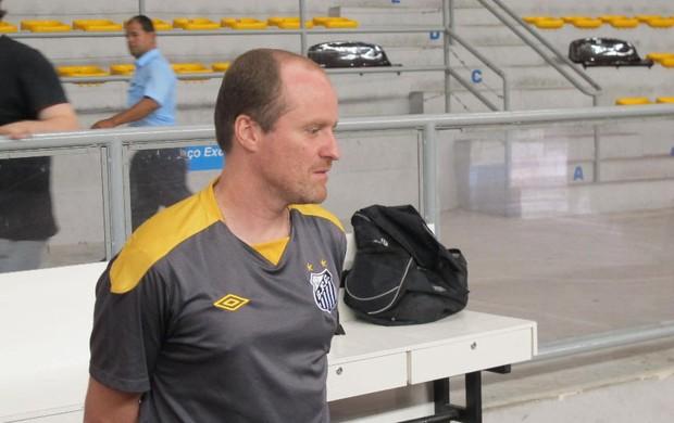 Rodrigo Pisciota Santos sub-20 futsal (Foto: Bruno Gutierrez / Globoesporte.com)