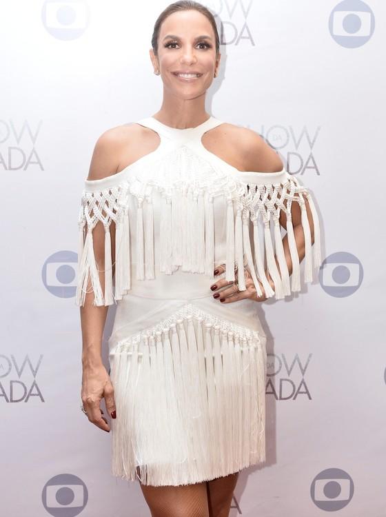 Ivete Sangalo é veterana em participações no Show da virada da Globo (Foto: Divulgação TV Globo)