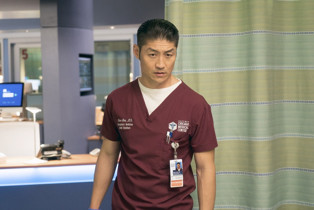 """""""Free Will"""" (8Ep2T) (Foto: Chicago Med - Universal Channel)"""