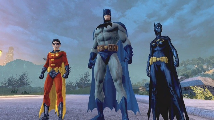 O Batman e seus seguidores são exemplos de personagens com Engenhocas (Foto: Divulgação)