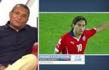 Paulo César Vasconcellos critica estilo de jogo do chileno Valdívia, alvo do Santos