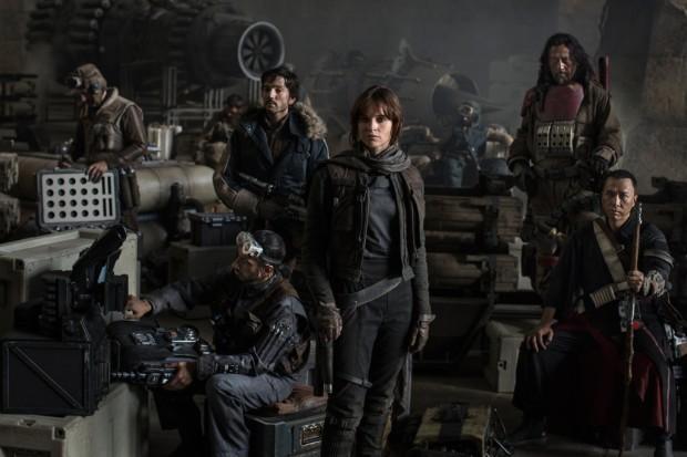 Imagem de 'Rogue One: Uma História Star Wars' (Foto: Divulgação)