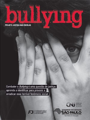 Capa da cartilha sobre combate ao bullying que será distribuída aos professores da rede estadual de São Paulo (Foto: Divulgação)