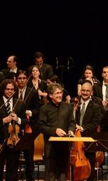 Orquestra de Câmara da ECA (Foto: Maristela Martins/Divulgação)