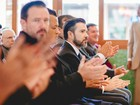 Prefeito, vice e vereadores eleitos de Bertioga, SP, são diplomados