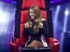 Ivete Sangalo conta que filho não tem ciúme das crianças do 'The Voice Kids'