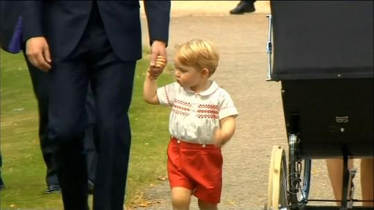 Príncipe George vai começar a creche a partir de janeiro