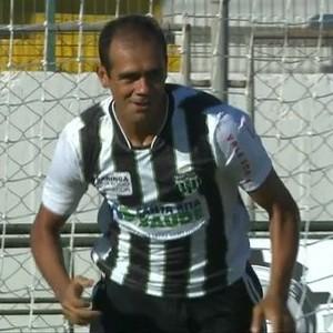 Fabiano atuou pelo Maringá este ano, antes de defender o Foz do Iguaçu (Foto: Reprodução/GloboEsporte.com)