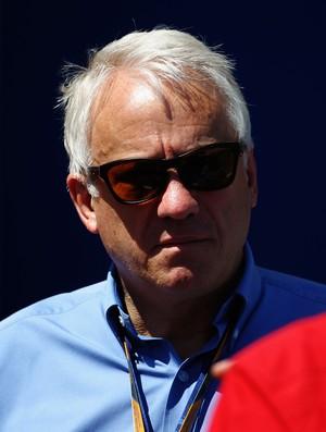 O inglês Charlie Whiting é o diretor de provas da Fórmula 1 (Foto: Agência Getty Images)