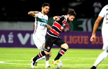 Santa aposta em sequência de jogos em Pernambuco para voltar a crescer