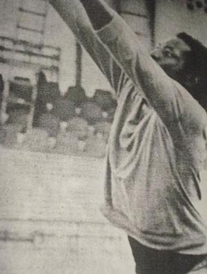 Goleiro François Thijm nascido no Suriname defendeu Remo e Paysandu (Foto: Reprodução)