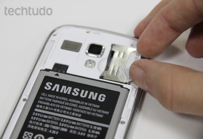 Apoio de grandes fabricantes pode ser o fim do chip de operadora tradicional (Foto: Elson de Souza/TechTudo)